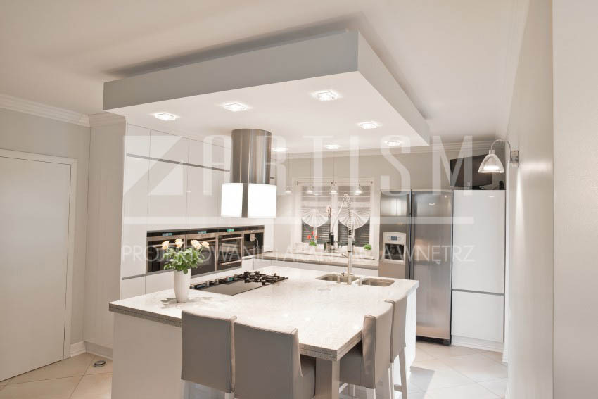 Artism Projektowanie I Aranżacja Wnętrz Kuchnie I Jadalnie